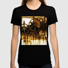 Deadlocked Industry - Gearwheels T-shirt