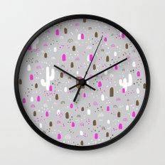 Mr Neopolitan returns home Wall Clock