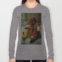 Rajasthan Girl (1992) Long Sleeve T-shirt