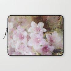 Floral Pink Laptop Sleeve