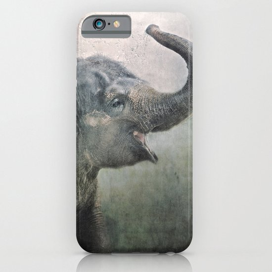 Happy Elephant! iPhone & iPod Case