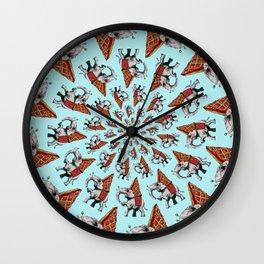 Indian Hurricane Wall Clock
