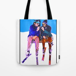 The Doobie Brothers Tote Bag
