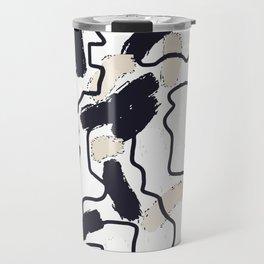 Abstract B1 Travel Mug