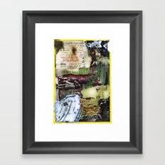 Recollections  ii  Framed Art Print