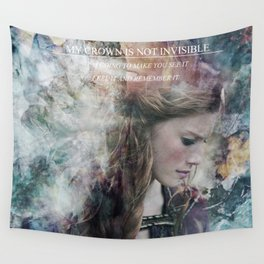My Crown Wall Tapestry