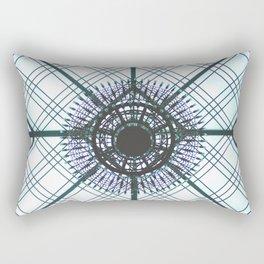 Brooklyn Museum Ceiling Rectangular Pillow