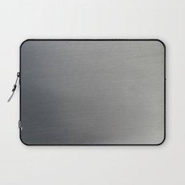 Brushed Metal Laptop Sleeve