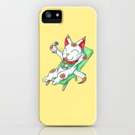 Yasumi o toru iPhone Case