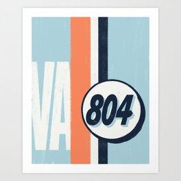 804 - Richmond Art Print