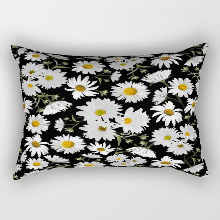 daisy garden Rectangular Pillow