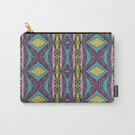 Stripes and colors Carry-All Pouch