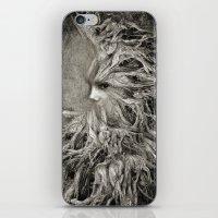 greek iPhone & iPod Skins featuring Greek goddess Gaia. by Viviana Gonzalez