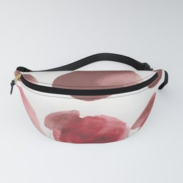 20  | 190403 Watercolour Painting Abstract Pattern Fanny Pack