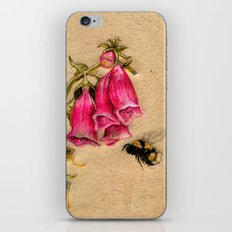 Bumble Bee iPhone & iPod Skin