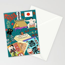 Sumo Print Stationery Cards
