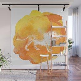 Color Spot Safari Lion Wall Mural