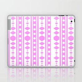 Pink Pattern Tribal Laptop & iPad Skin