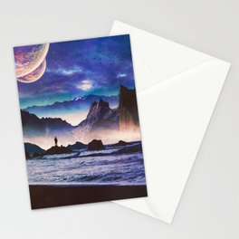 Desolate Coast Stationery Cards