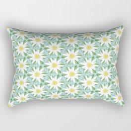 Edelweiss On Repeat Rectangular Pillow