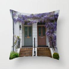 London Home Throw Pillow