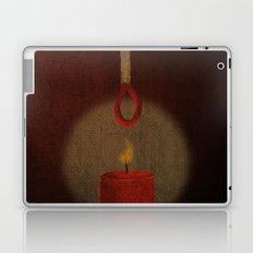 the match kills the candle Laptop & iPad Skin
