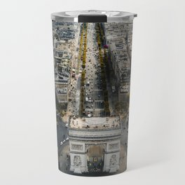 Rise & shine over the Arc! Travel Mug