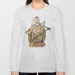 Never Again Long Sleeve T-shirt
