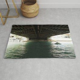 Under the Bridge Rug