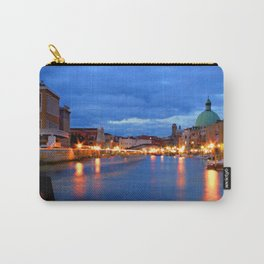 Italy. Venice at dusk Carry-All Pouch