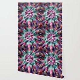 Colorful Watercolor Tie Dye Wallpaper