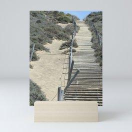 Carol Highsmith - Steps in the Sand Mini Art Print