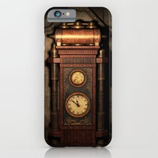 Steampunk Generator Bronze iPhone 6s Slim Case