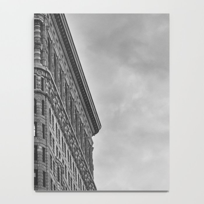 Flat Iron Building - New York Notebook