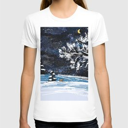 Frosty Night T-shirt