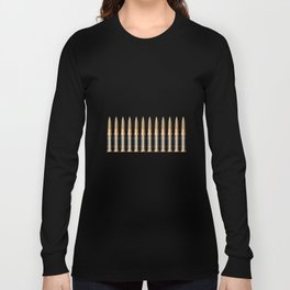 Bullet Belt Long Sleeve T-shirt