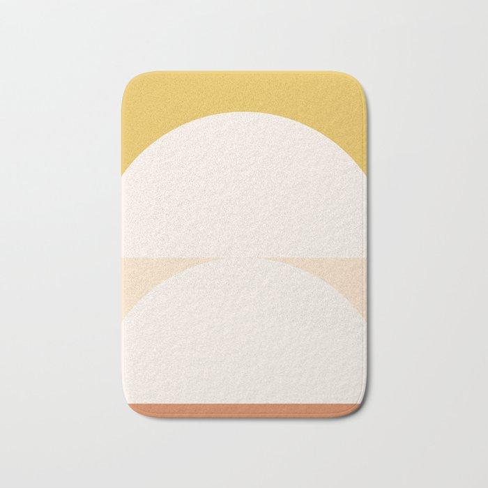 Abstract Geometric 01 Bath Mat
