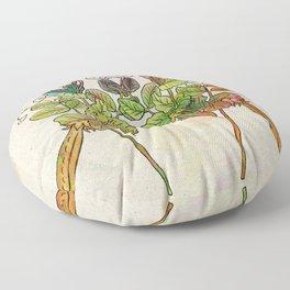 Grow Like Peas Floor Pillow