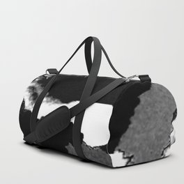 Black Is Back Duffle Bag