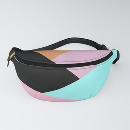 Elegant geometric design Fanny Pack
