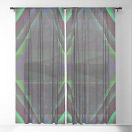Diamond Gateway Sheer Curtain