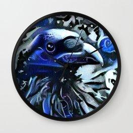 Life, Death, Magic and Love Wall Clock
