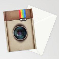 Insta Case Cam Stationery Cards