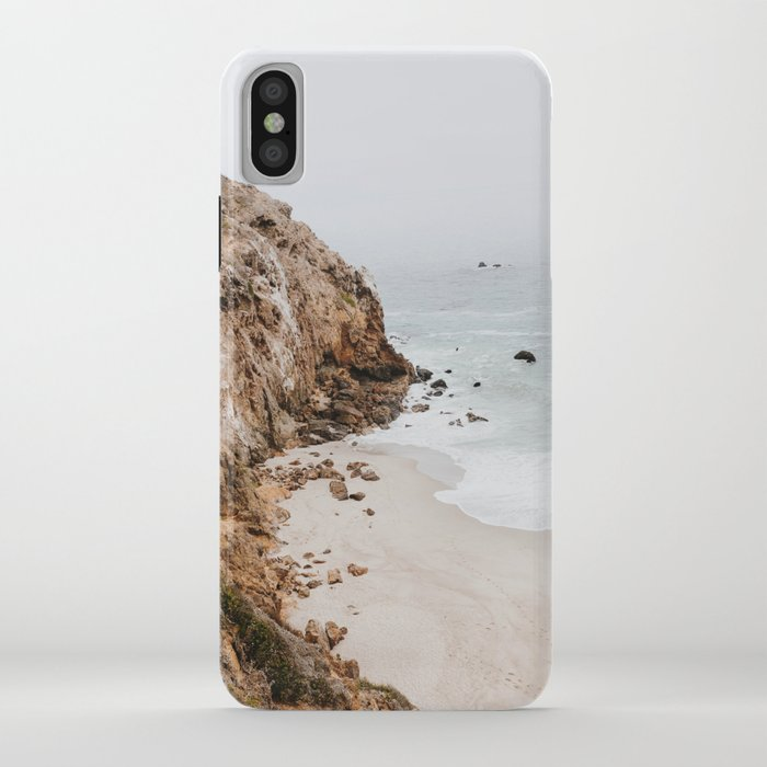 malibu coast / california iphone case