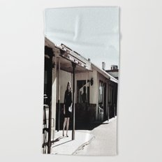 Within The Darkest Parts Of The Day Beach Towel