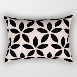 Blush botanicals III Rectangular Pillow