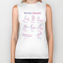 Winter Games Biker Tank