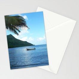 Moorea Lagoon Stationery Cards