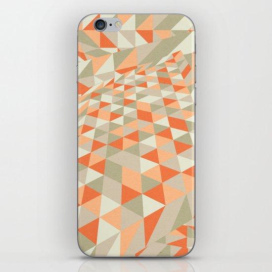 Triangulation iPhone & iPod Skin