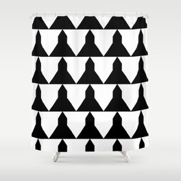 Vair Shower Curtain